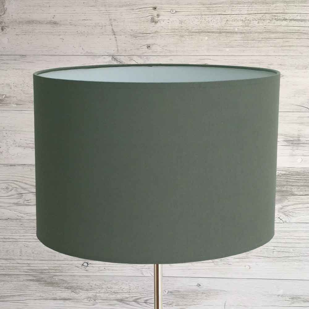 Drum Lampshade Granite